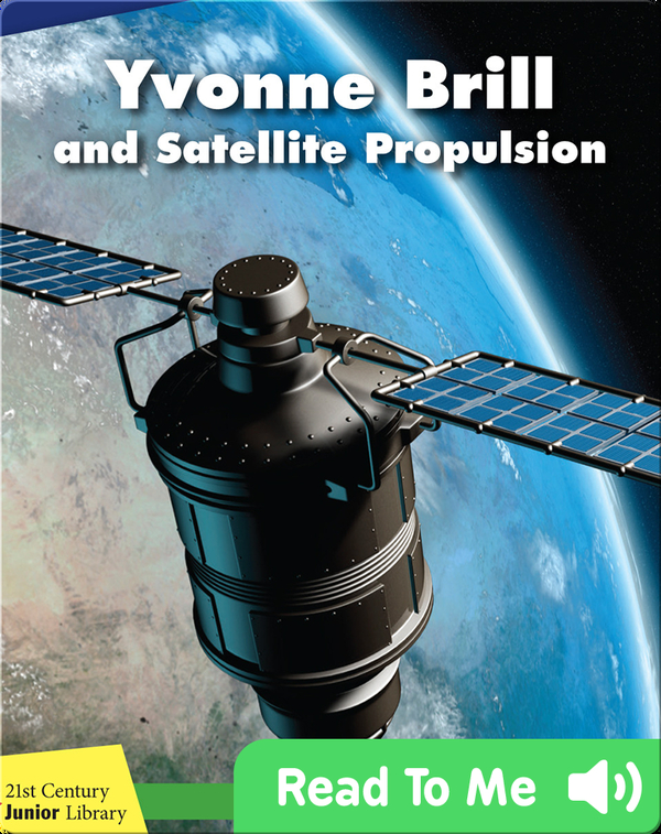 Yvonne Brill and Satellite Propulsion