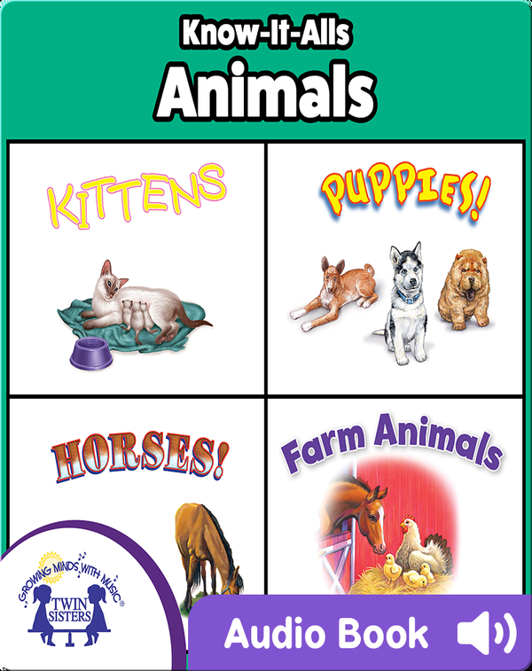 Know It Alls! Animals
