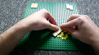Lego Building Techniques - Tiled Floors