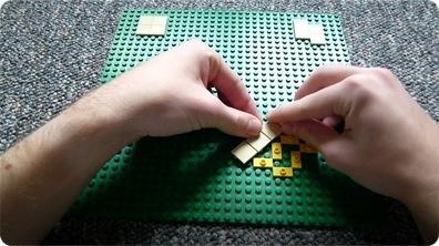 Lego Building Techniques - Tiled Floors