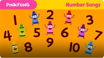 (Number Songs) Writing Numbers