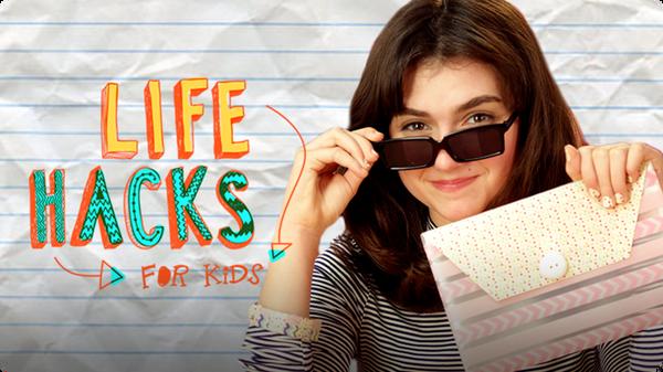 Washi Tape Hacks | LIFE HACKS FOR KIDS