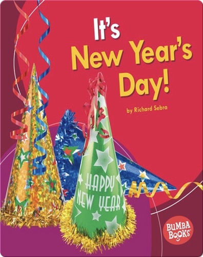 It's New Year's Day!