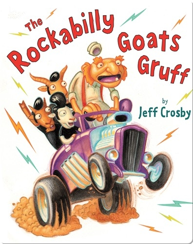 The Rockabilly Goats Gruff