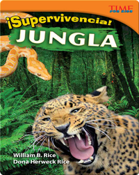 ¡Supervivencia!  Jungla (Survival!  Jungle)