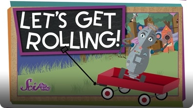 SciShow Kids: Wheels: Let's Get Rolling!