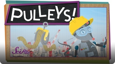 SciShow Kids: Need a Lift? Try a Pulley!