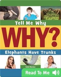 Elephants Have Trunks