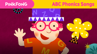 (ABC Phonics Songs) Hello Mr. Alphabet