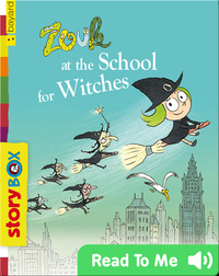 Zouk at the school for Witches