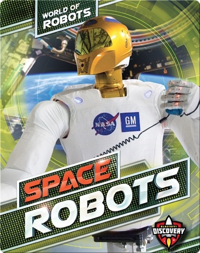 World of Robots: Space Robots