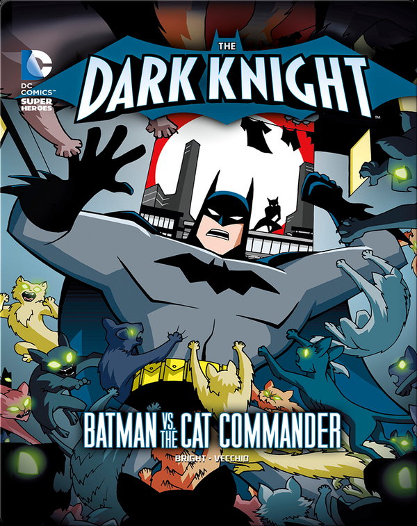The Dark Knight: Batman vs. the Cat Commander