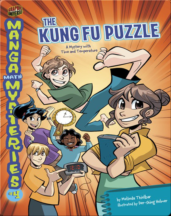 #4 The Kung Fu Puzzle: A Mystery with Time and Temperature