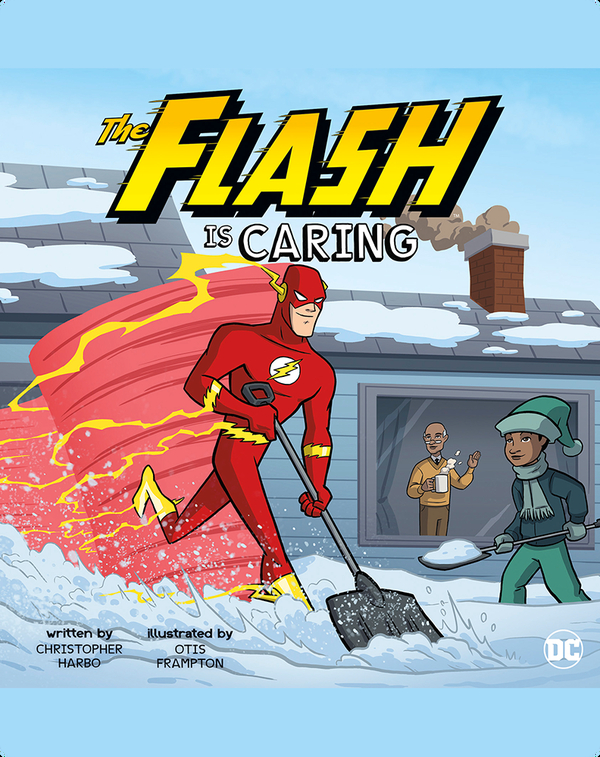 Flash Is Caring