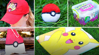 DIY Pokemon Picnic Set