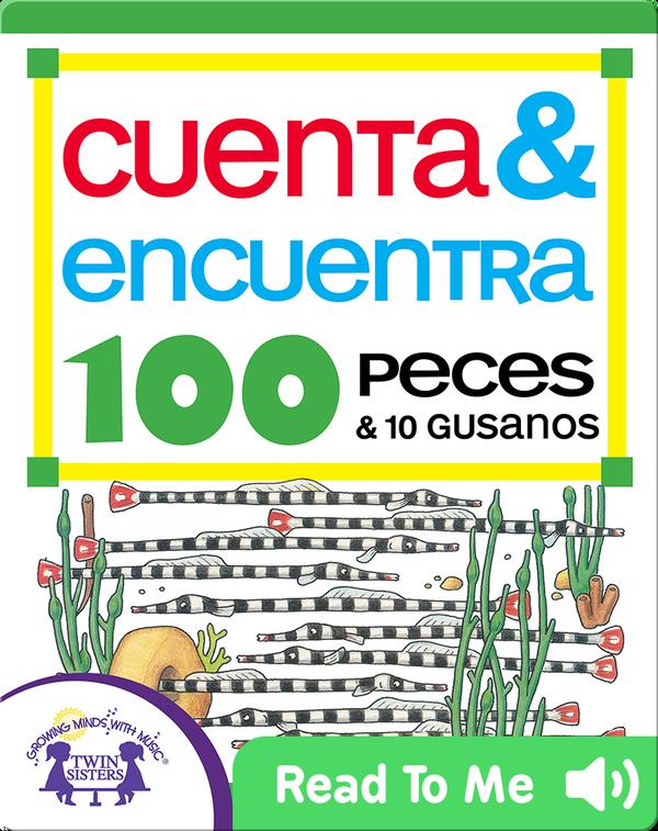 Cuenta & Encuentra 100 Peces & 10 Gusanos