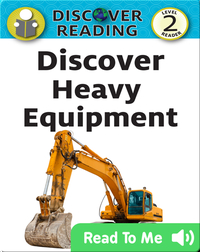 Discover Heavy Equipment