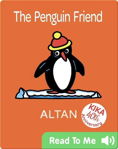 The Penguin Friend
