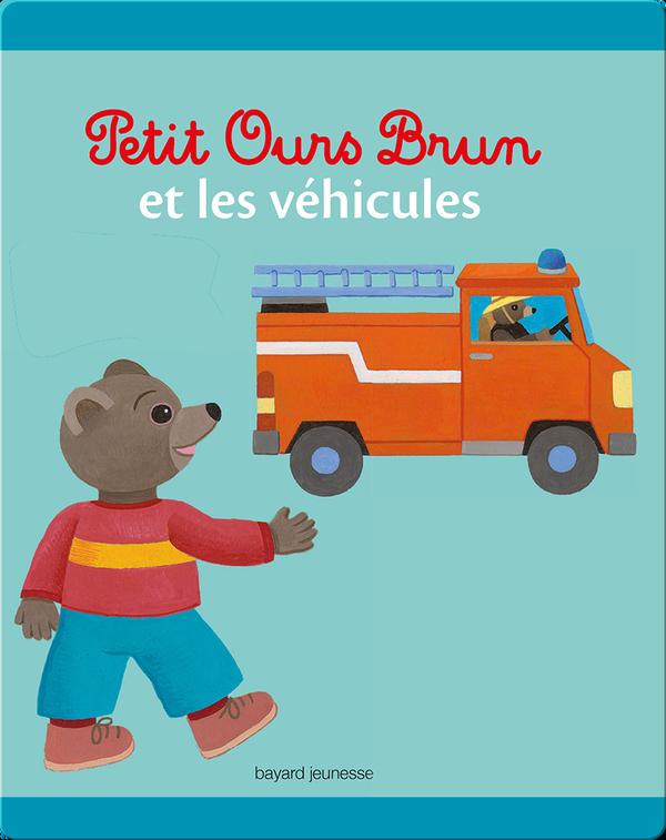 Petit Ours Brun et les véhicules - livre sonore