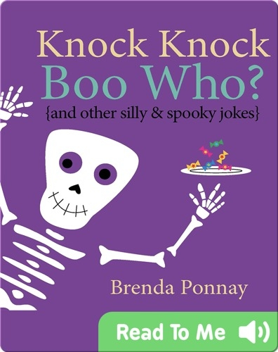 Knock Knock Boo Who?