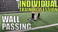 12 Best Wall Passing Drills To Improve Touch