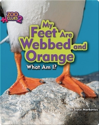 My Feet Are Webbed and Orange (Puffin)