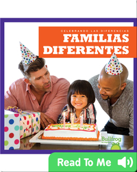 Familias diferentes (Different Families)