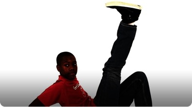 How to Do the Hinge Kick Hip-Hop Dance Move for Kids