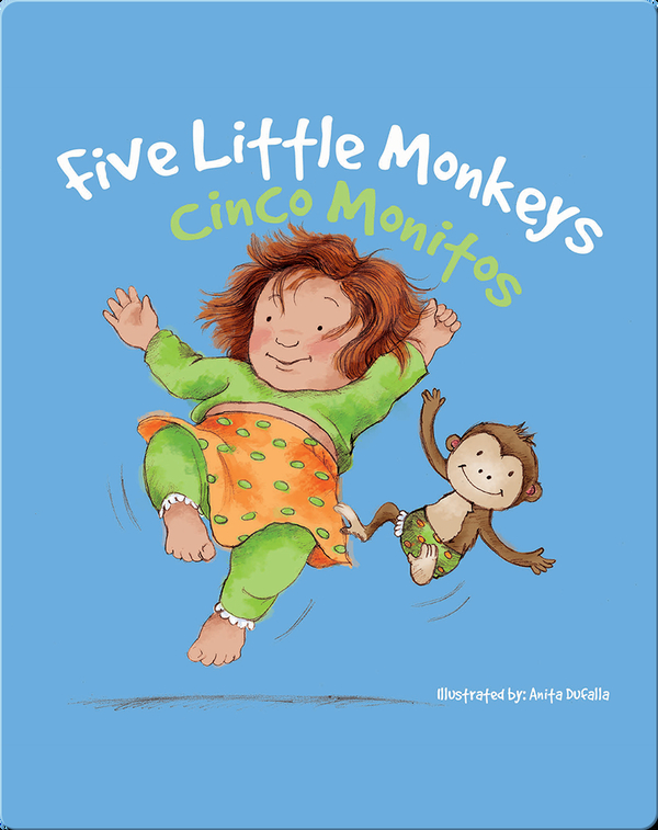 Cinco monitos / Five Little Monkeys