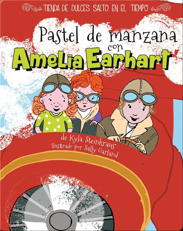 Pastel de manzana con Amelia Earhart