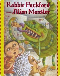 Robbie Packford - Alien Monster