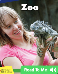 Explore a Workplace: Zoo