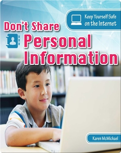 Don't Share Personal Information