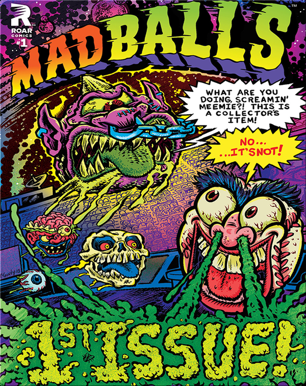 Madballs No. 1