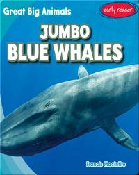 Jumbo Blue Whales
