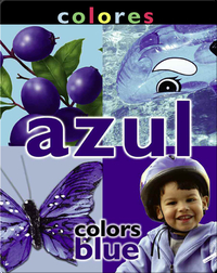 Colores: Azul (Colors: Blue)