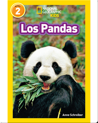 National Geographic Readers: Los Pandas