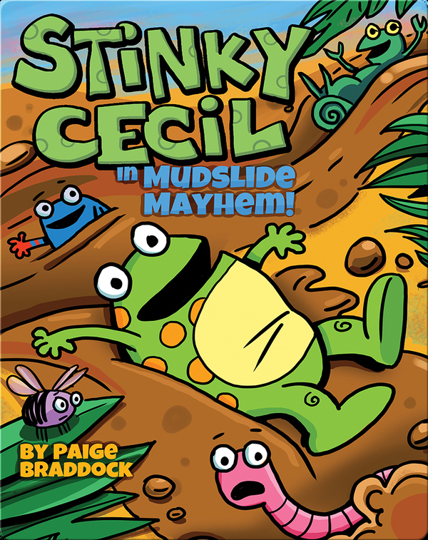 Stinky Cecil in Mudslide Mayhem!