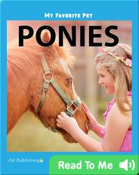 My Favorite Pet: Ponies