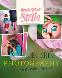 Angry Birds Stella: First Steps: Photography