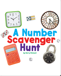 A Number Scavenger Hunt