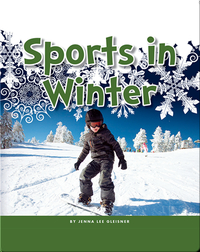 Sports in Winter