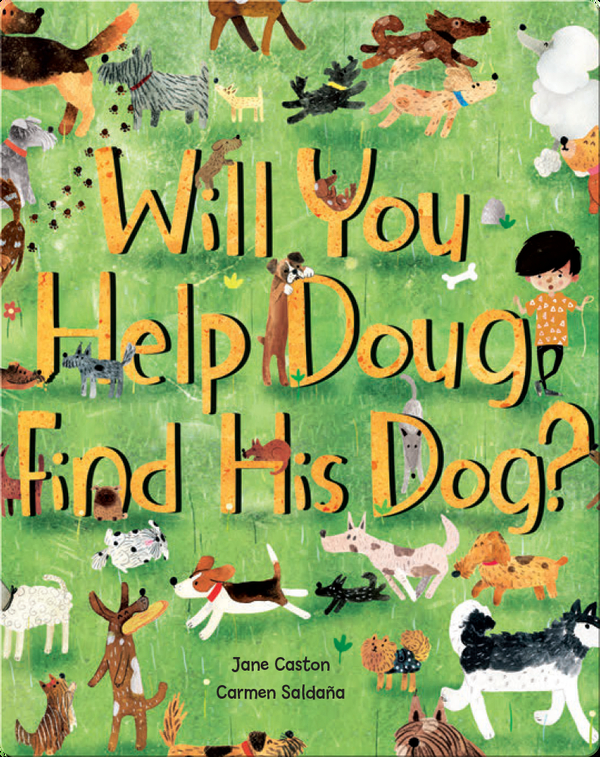Will You Help Doug Find His Dog?