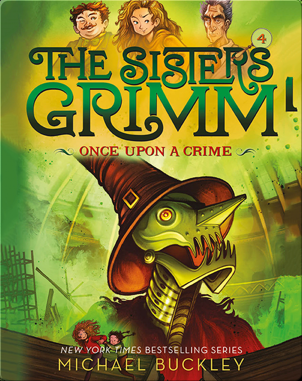 The Sisters Grimm: Once Upon a Crime