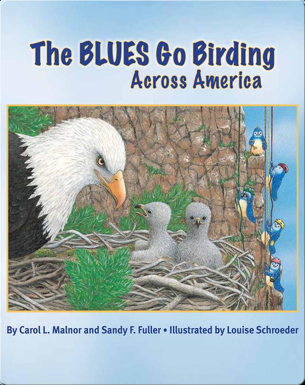 The BLUES Go Birding Across America