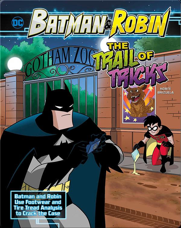 Batman & Robin: Trail of Tricks