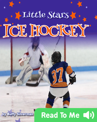 Little Stars Ice Hockey