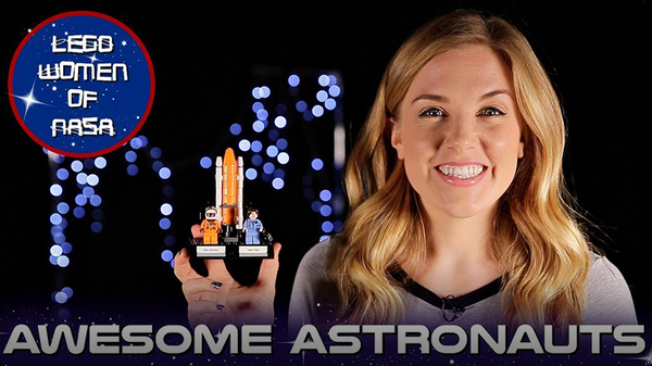 Awesome Astronauts | LEGO's Women of NASA!