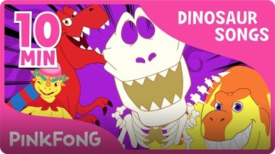 Dinosaur Songs Compilation