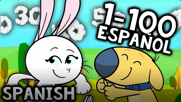 Counting to 100 Spanish